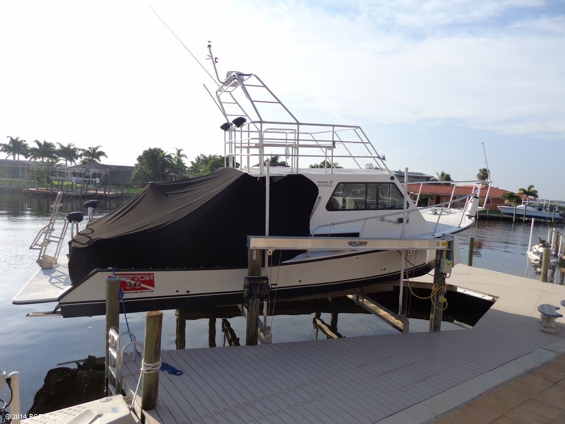 2011 Newton 36 Dive Boat - Photo #2