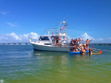 Newton 36 Dive Boat, 36', for sale - $250,000