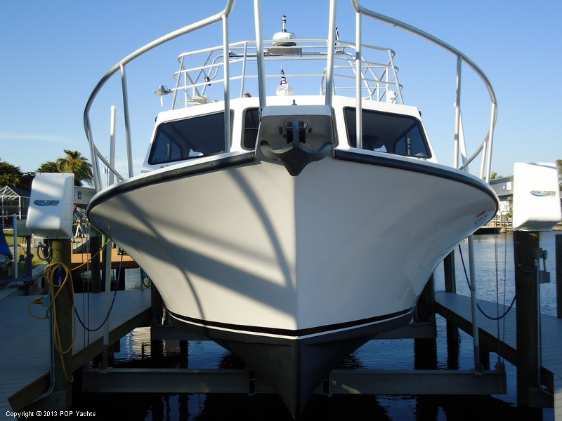 2011 Newton 36 Dive Boat - Photo #7