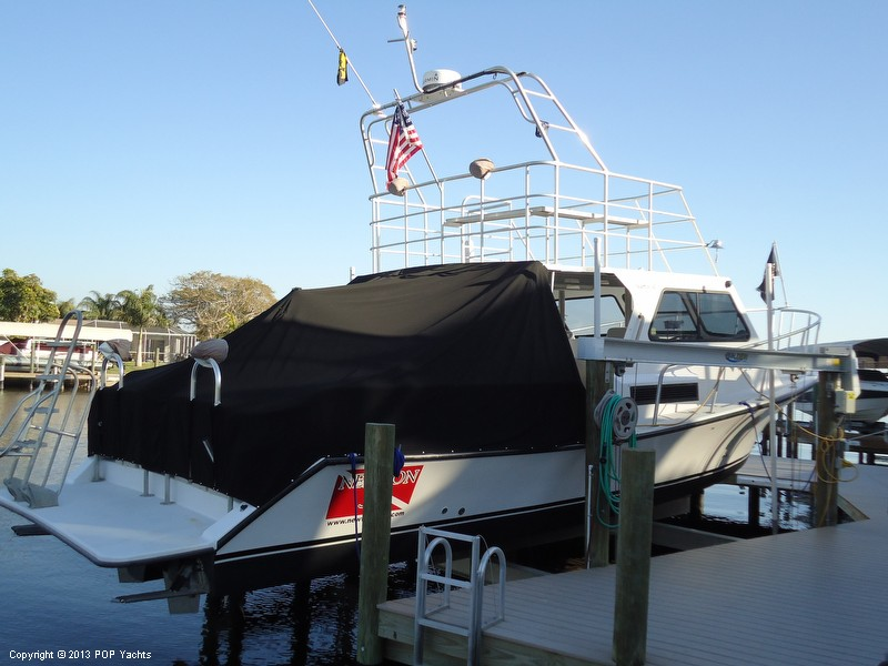 2011 Newton 36 Dive Boat - Photo #8