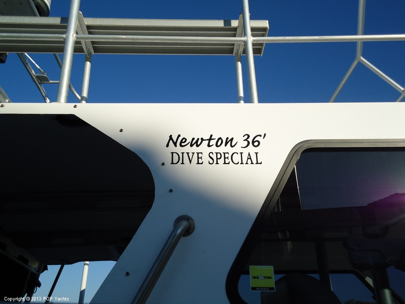 2011 Newton 36 Dive Boat - Photo #12