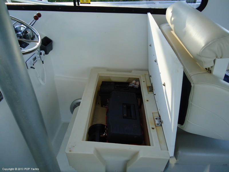 2011 Newton 36 Dive Boat - Photo #37
