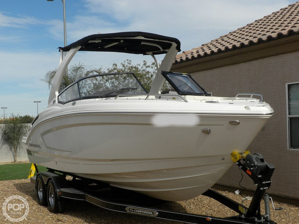 2015 Chaparral boat for sale, model of the boat is 257 SSX 50th Anniversary Edition & Image # 9 of 40