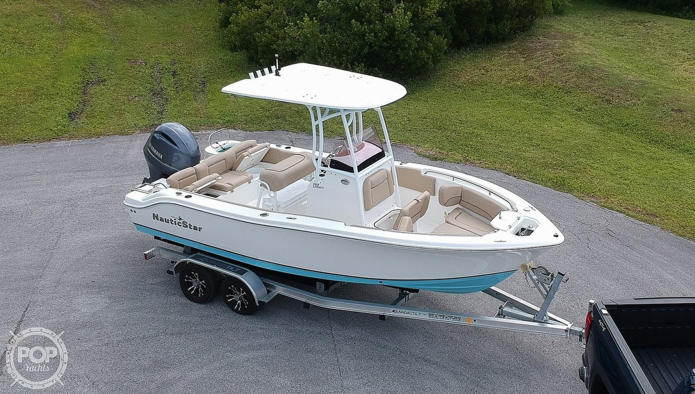 2019 Nautic Star boat for sale, model of the boat is Legacy 2102 & Image # 11 of 40