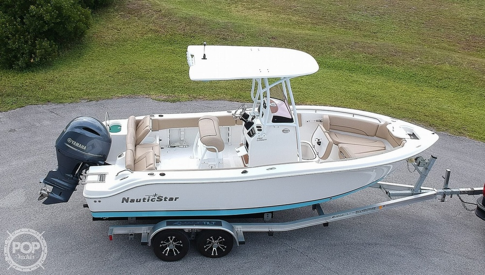 2019 Nautic Star boat for sale, model of the boat is Legacy 2102 & Image # 12 of 40