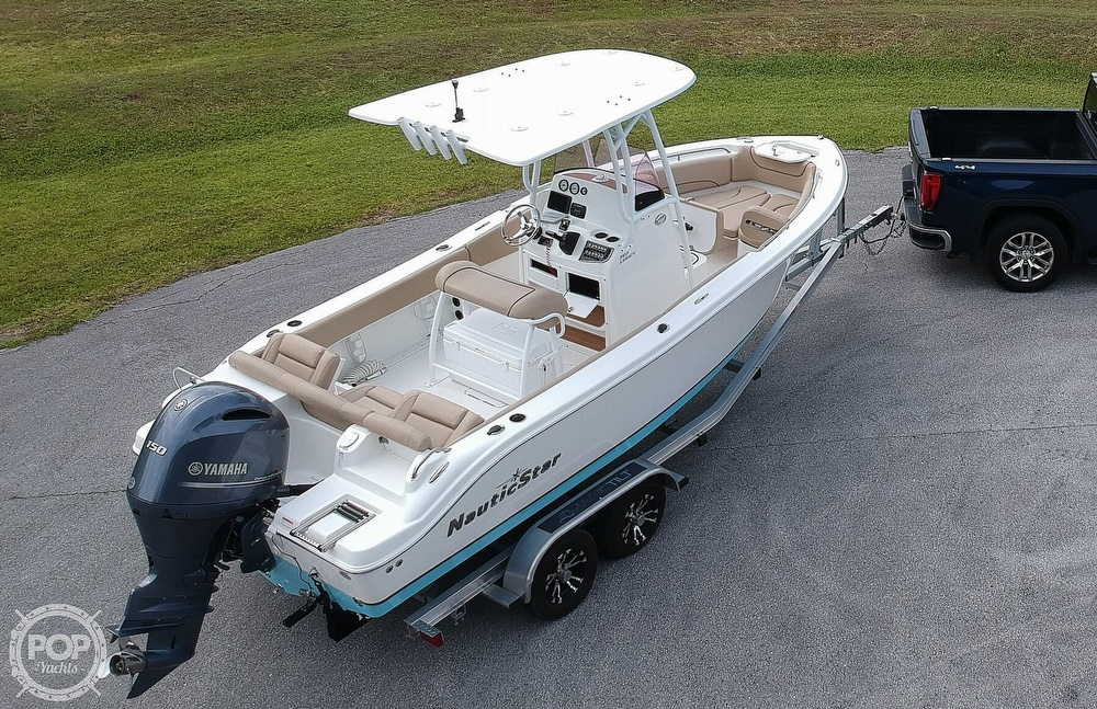 2019 Nautic Star boat for sale, model of the boat is Legacy 2102 & Image # 13 of 40