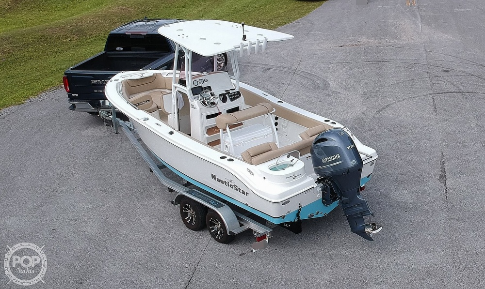 2019 Nautic Star boat for sale, model of the boat is Legacy 2102 & Image # 15 of 40