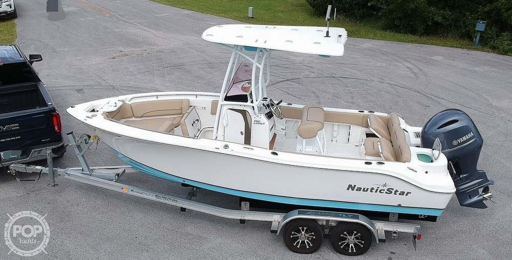 2019 Nautic Star boat for sale, model of the boat is Legacy 2102 & Image # 16 of 40
