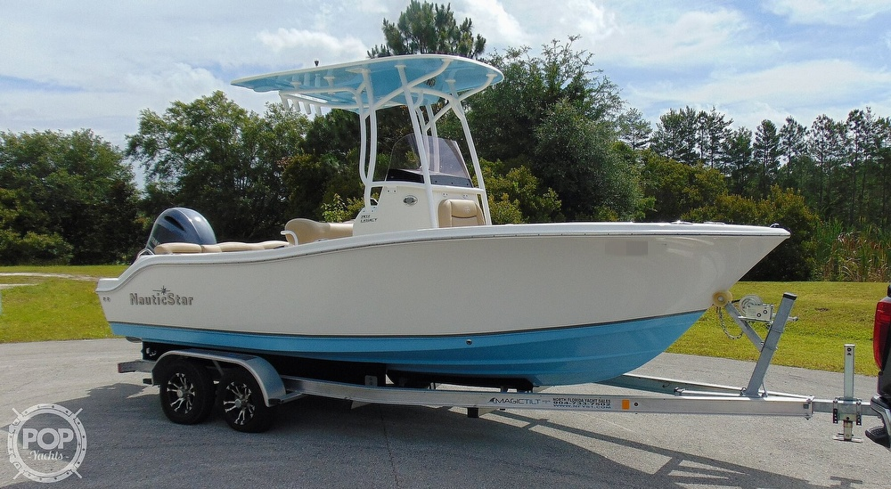 2019 Nautic Star boat for sale, model of the boat is Legacy 2102 & Image # 19 of 40