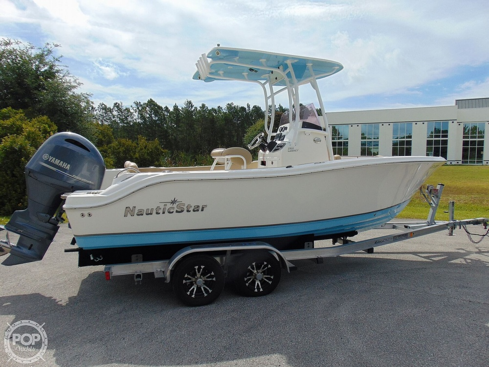 2019 Nautic Star boat for sale, model of the boat is Legacy 2102 & Image # 21 of 40