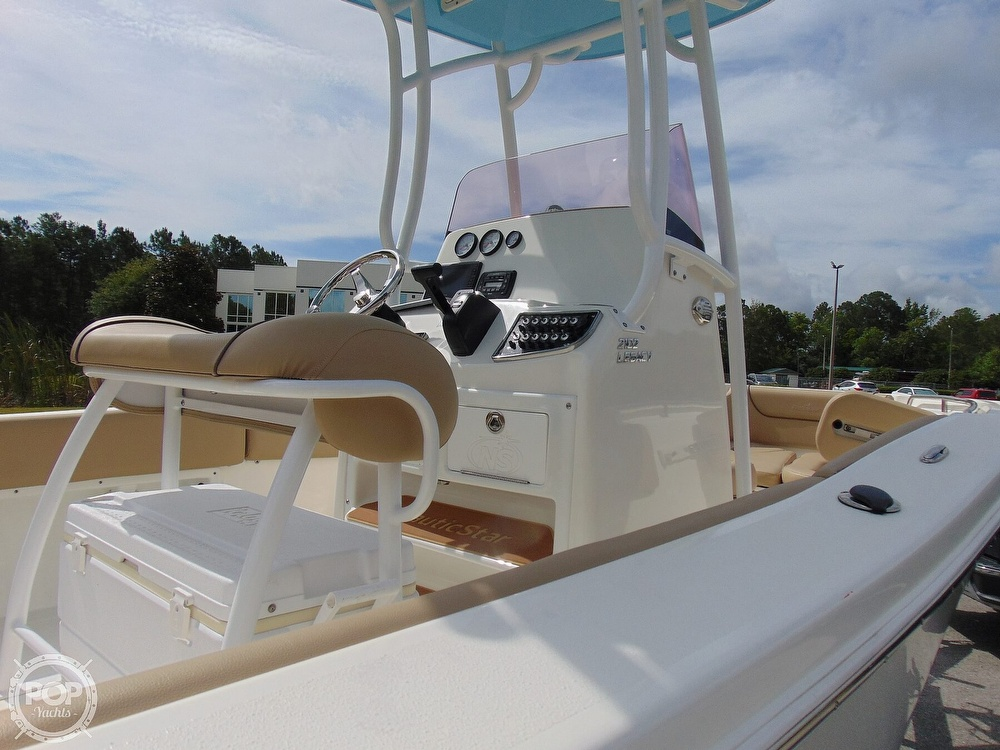 2019 Nautic Star boat for sale, model of the boat is Legacy 2102 & Image # 4 of 40