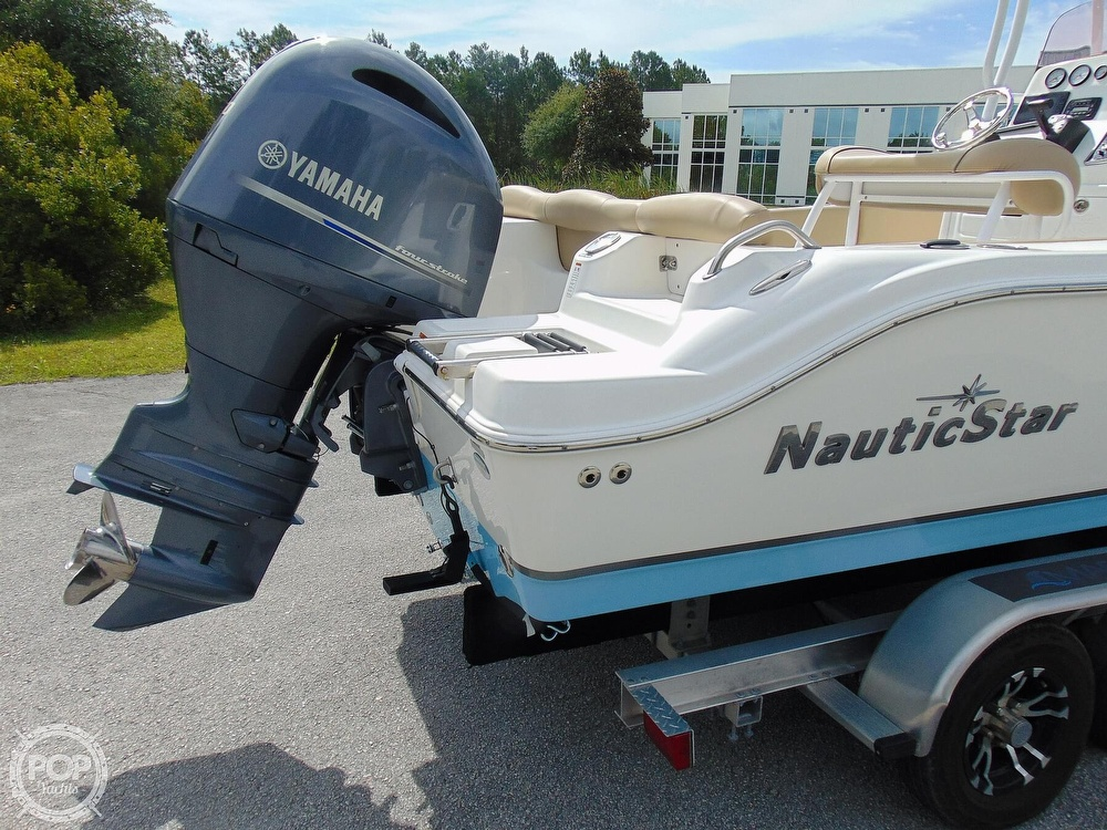 2019 Nautic Star boat for sale, model of the boat is Legacy 2102 & Image # 23 of 40