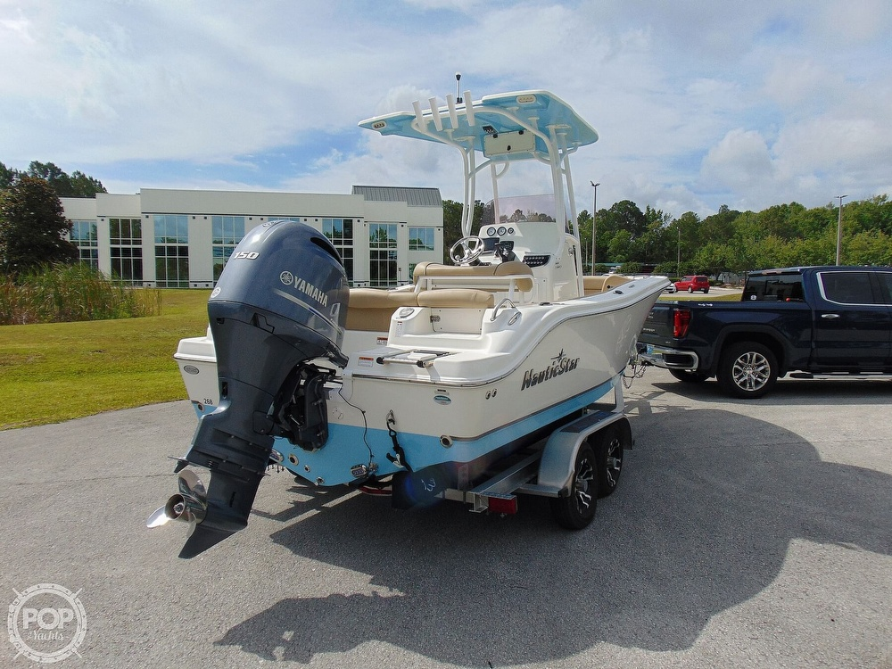 2019 Nautic Star boat for sale, model of the boat is Legacy 2102 & Image # 24 of 40