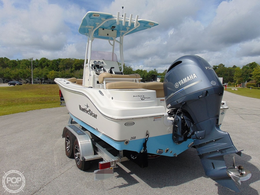 2019 Nautic Star boat for sale, model of the boat is Legacy 2102 & Image # 28 of 40