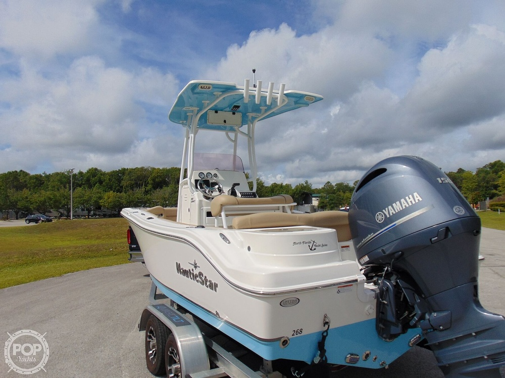 2019 Nautic Star boat for sale, model of the boat is Legacy 2102 & Image # 3 of 40