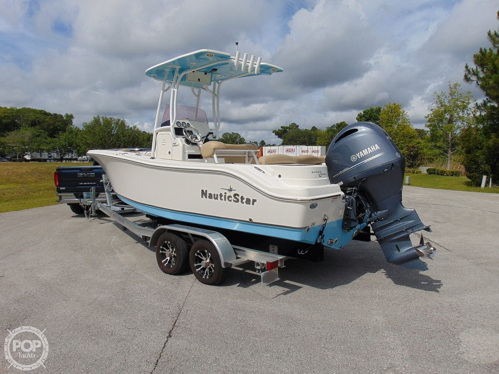 2019 Nautic Star boat for sale, model of the boat is Legacy 2102 & Image # 29 of 40