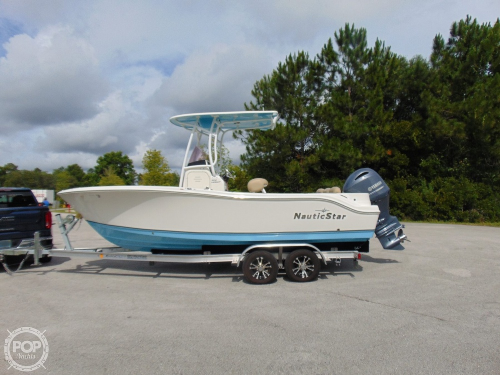 2019 Nautic Star boat for sale, model of the boat is Legacy 2102 & Image # 30 of 40