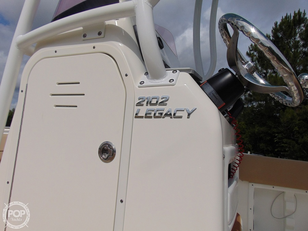 2019 Nautic Star boat for sale, model of the boat is Legacy 2102 & Image # 36 of 40