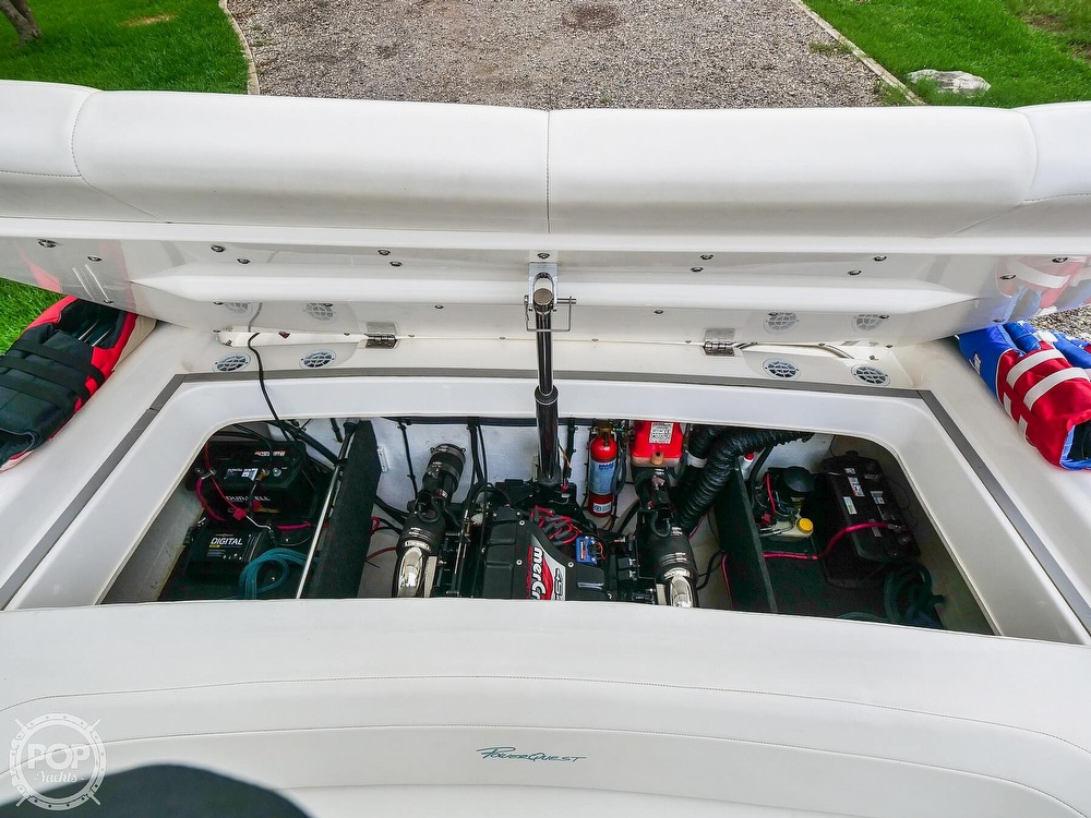 1999 Powerquest boat for sale, model of the boat is 260 Legend SX & Image # 6 of 40