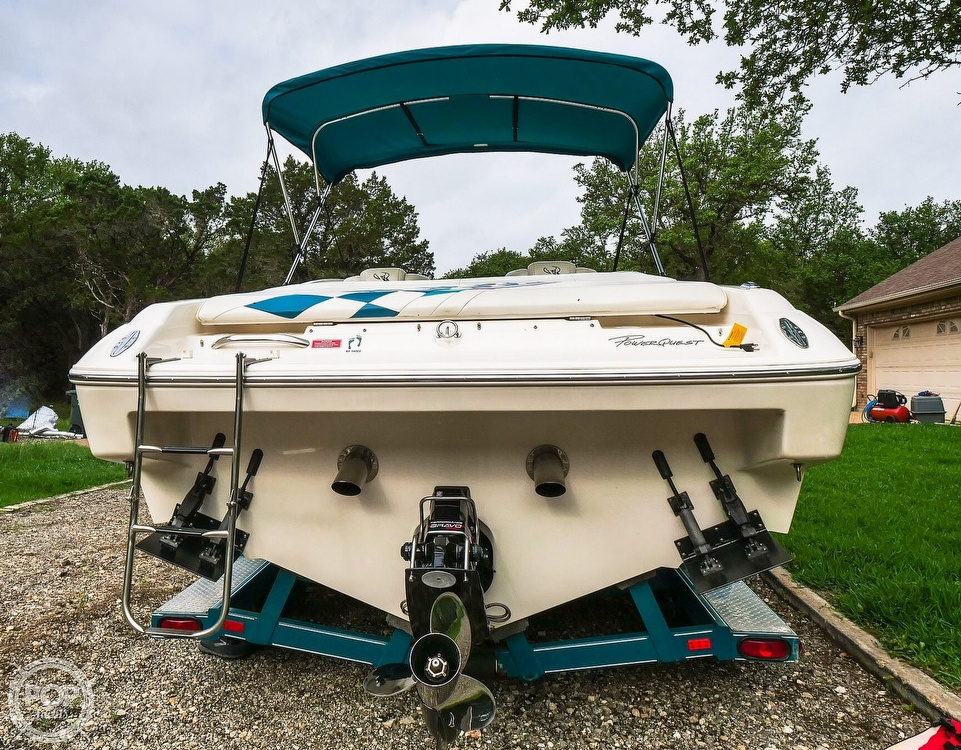 1999 Powerquest boat for sale, model of the boat is 260 Legend SX & Image # 4 of 40