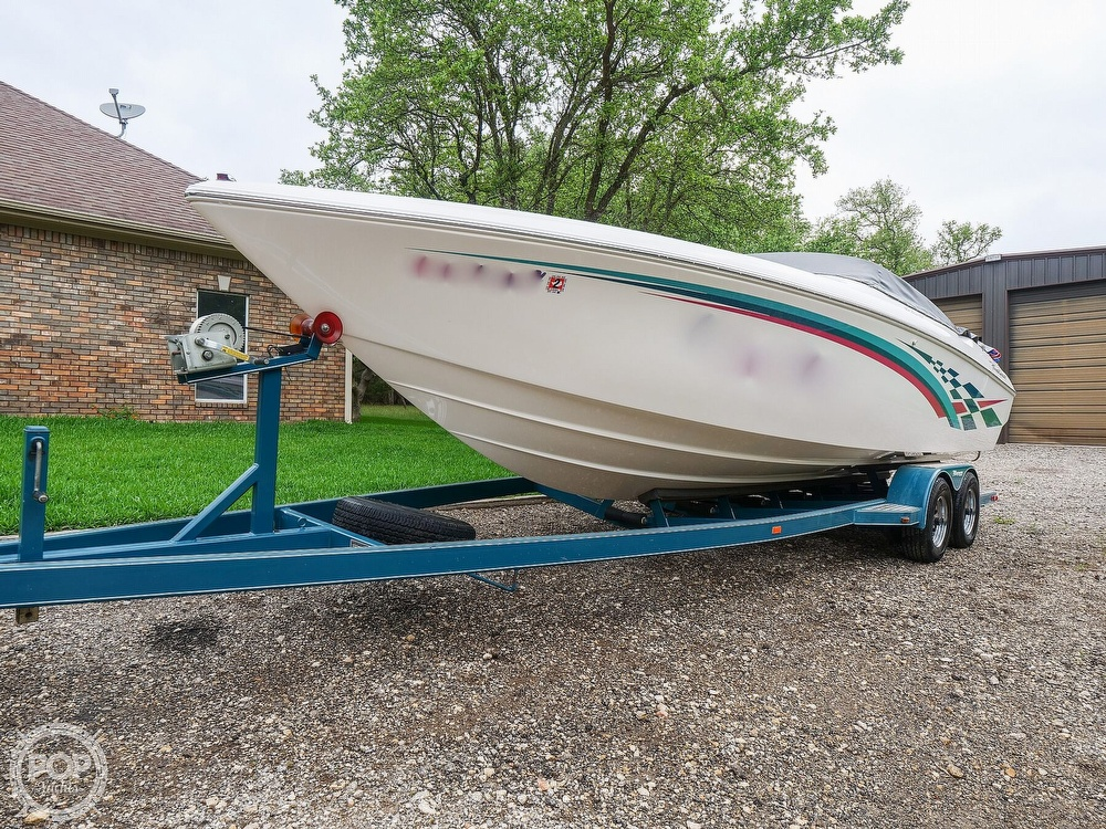 1999 Powerquest boat for sale, model of the boat is 260 Legend SX & Image # 3 of 40
