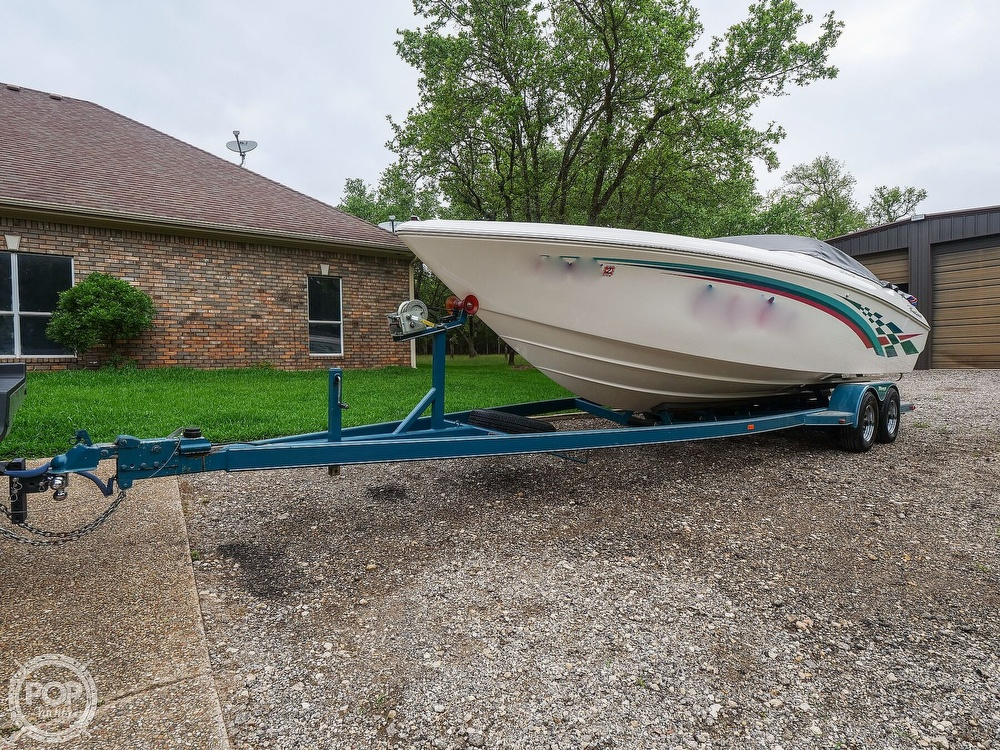 1999 Powerquest boat for sale, model of the boat is 260 Legend SX & Image # 15 of 40