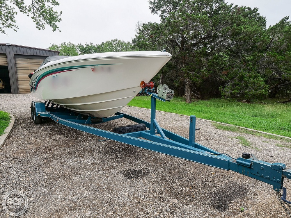 1999 Powerquest boat for sale, model of the boat is 260 Legend SX & Image # 17 of 40