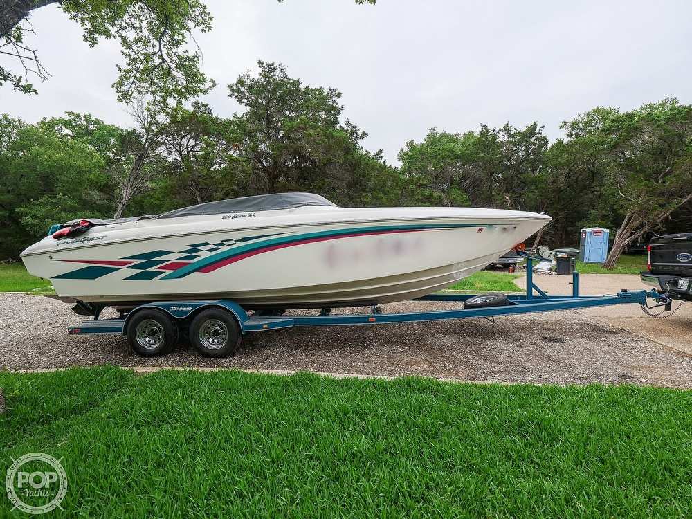 1999 Powerquest boat for sale, model of the boat is 260 Legend SX & Image # 18 of 40