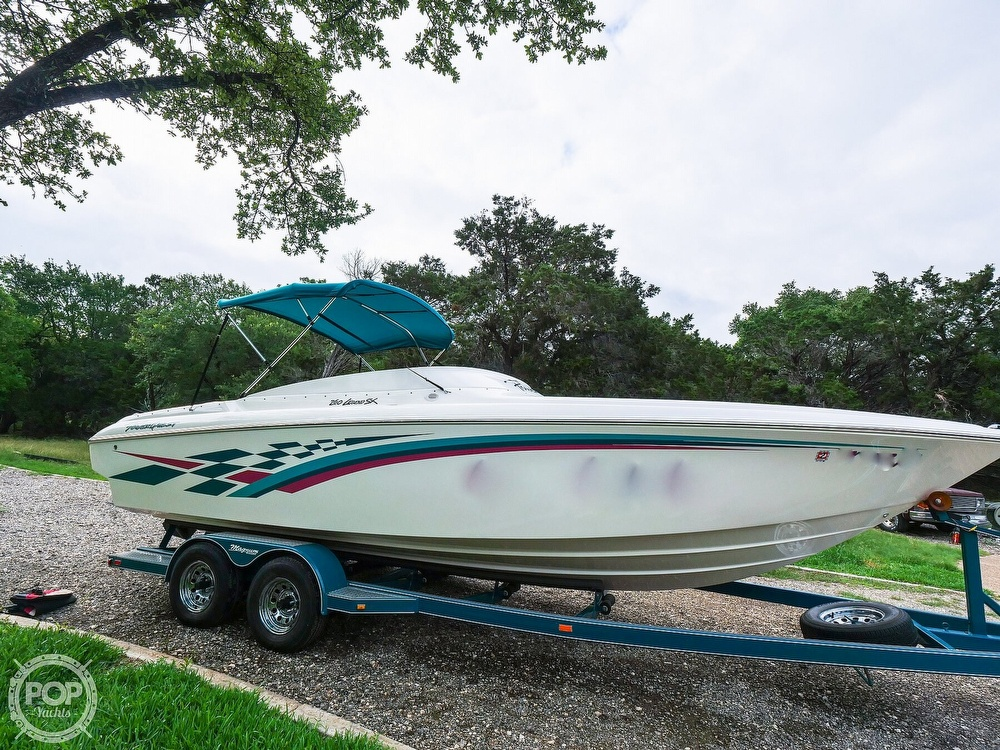 1999 Powerquest boat for sale, model of the boat is 260 Legend SX & Image # 19 of 40