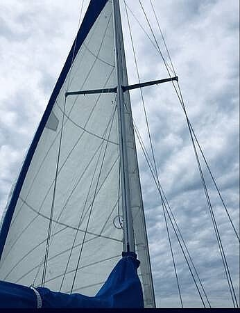 1984 Wauquiez boat for sale, model of the boat is Hood 38 & Image # 8 of 40