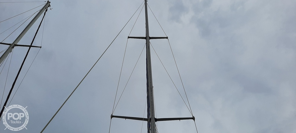 1984 Wauquiez boat for sale, model of the boat is Hood 38 & Image # 20 of 40