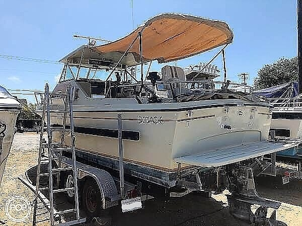 1983 Skipjack boat for sale, model of the boat is 25 & Image # 2 of 29