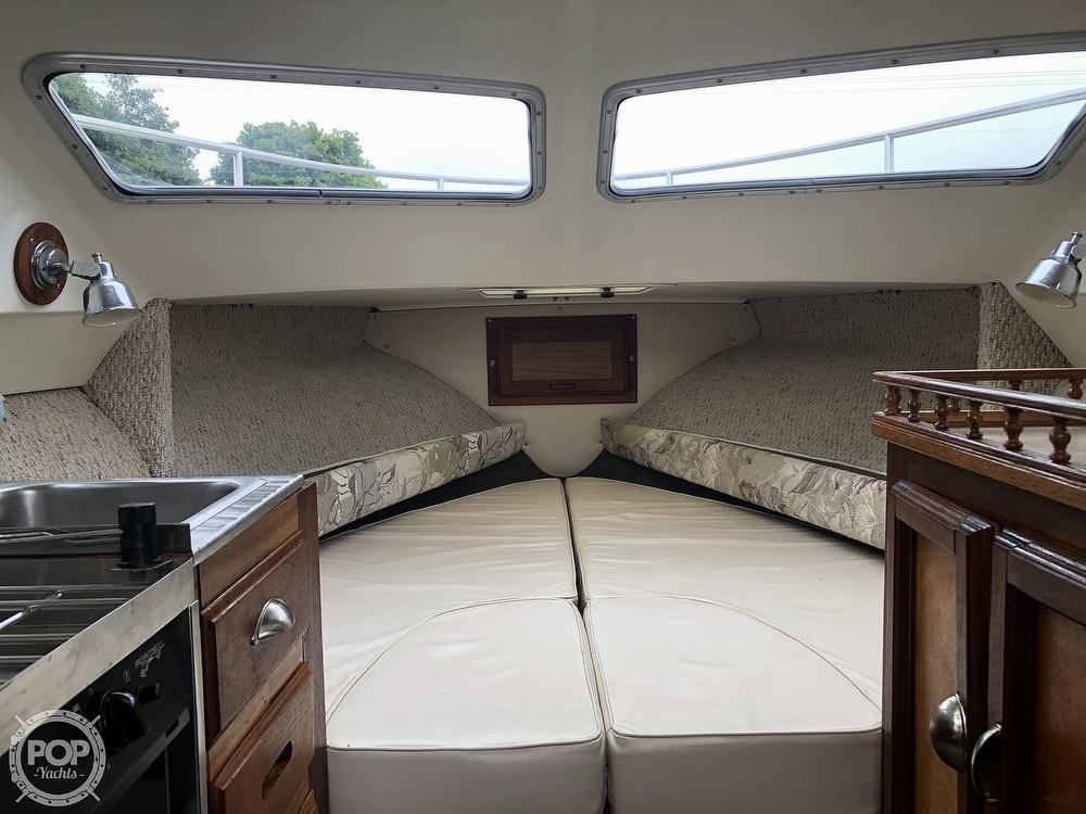 1983 Skipjack boat for sale, model of the boat is 25 & Image # 6 of 29