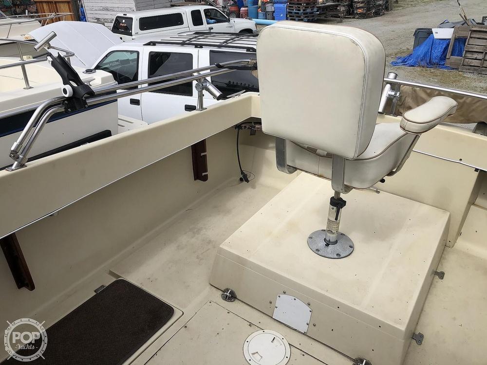 1983 Skipjack boat for sale, model of the boat is 25 & Image # 13 of 29