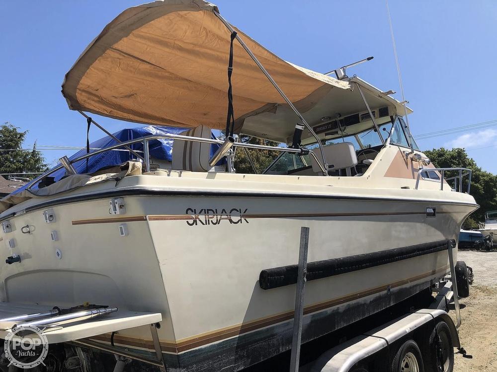 1983 Skipjack boat for sale, model of the boat is 25 & Image # 21 of 29