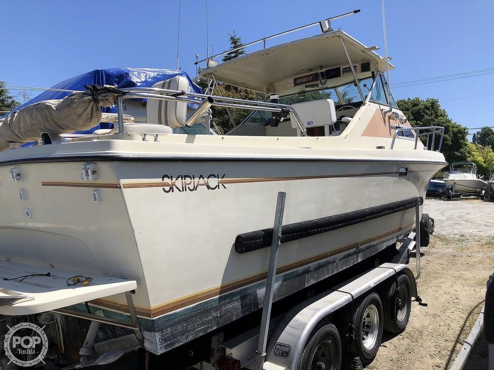 1983 Skipjack boat for sale, model of the boat is 25 & Image # 24 of 29