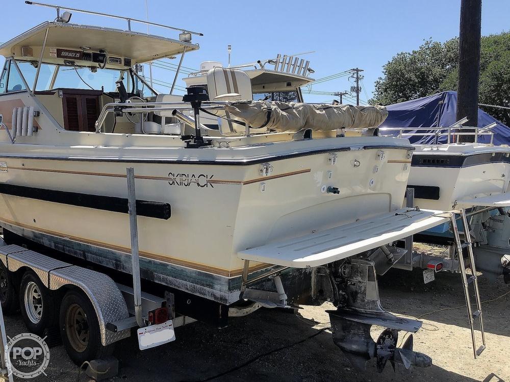 1983 Skipjack boat for sale, model of the boat is 25 & Image # 28 of 29