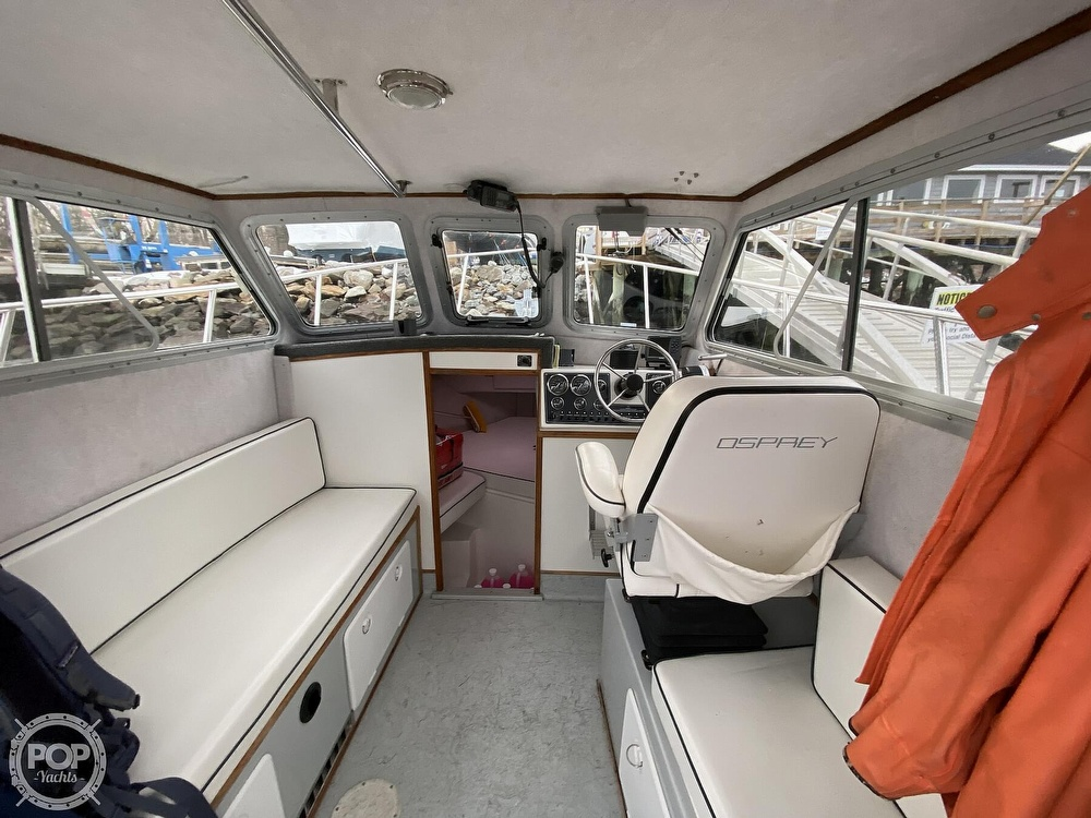 2004 Osprey boat for sale, model of the boat is 24 & Image # 3 of 11