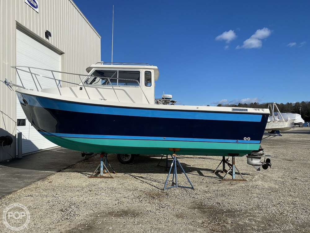 2004 Osprey boat for sale, model of the boat is 24 & Image # 4 of 11