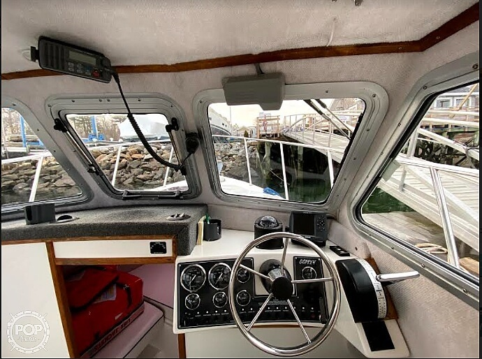 2004 Osprey boat for sale, model of the boat is 24 & Image # 5 of 11