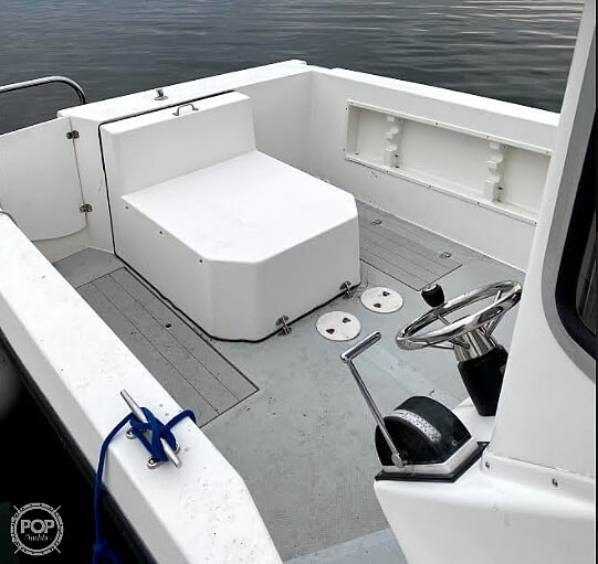 2004 Osprey boat for sale, model of the boat is 24 & Image # 7 of 11