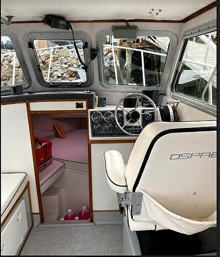 2004 Osprey boat for sale, model of the boat is 24 & Image # 9 of 11