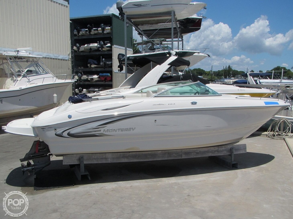 2005 Monterey boat for sale, model of the boat is 248LS Montura & Image # 14 of 40