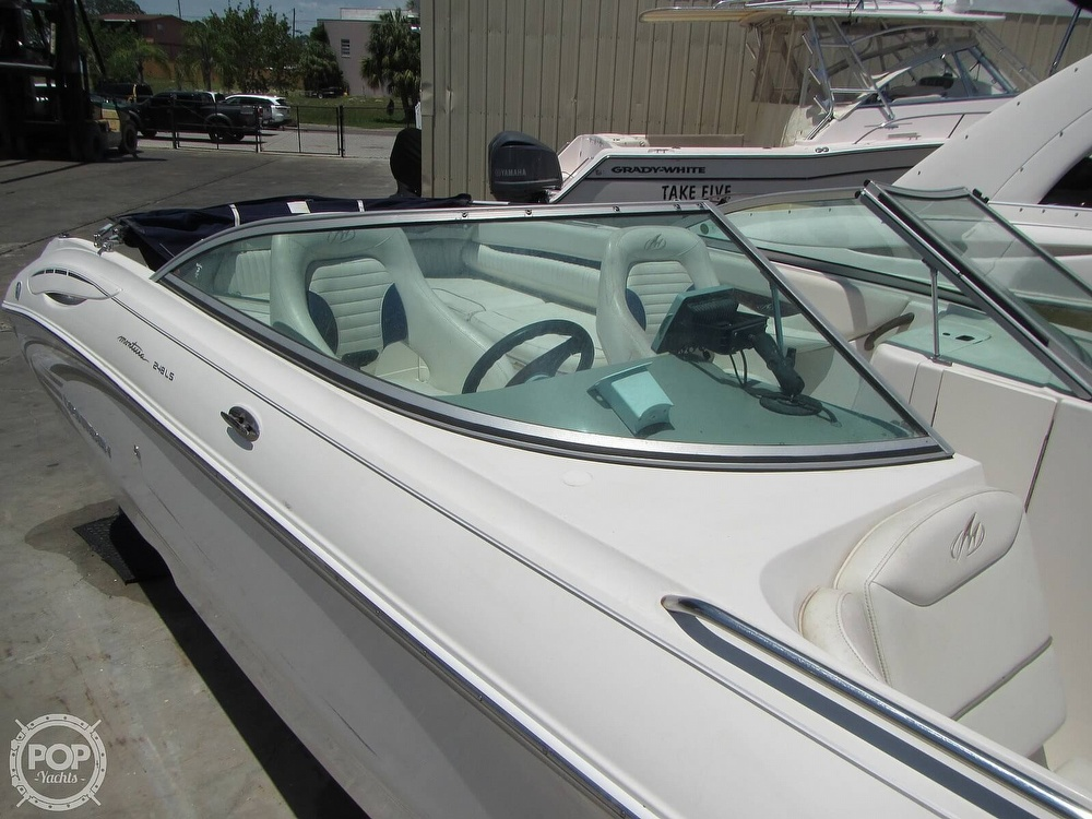 2005 Monterey boat for sale, model of the boat is 248LS Montura & Image # 17 of 40