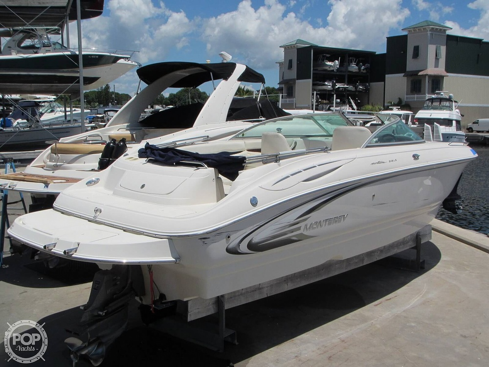 2005 Monterey boat for sale, model of the boat is 248LS Montura & Image # 20 of 40