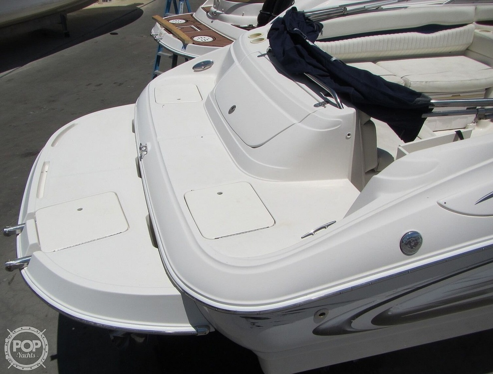 2005 Monterey boat for sale, model of the boat is 248LS Montura & Image # 23 of 40