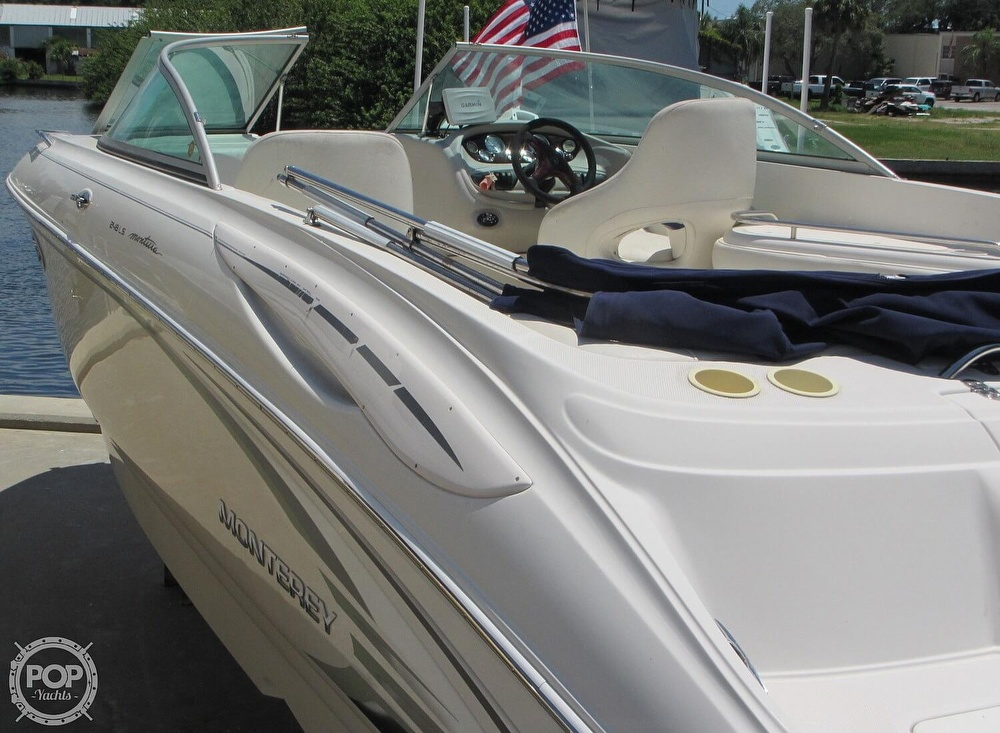 2005 Monterey boat for sale, model of the boat is 248LS Montura & Image # 28 of 40