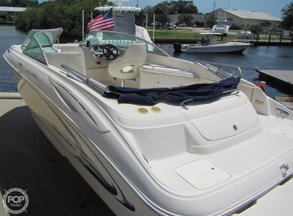 2005 Monterey boat for sale, model of the boat is 248LS Montura & Image # 29 of 40