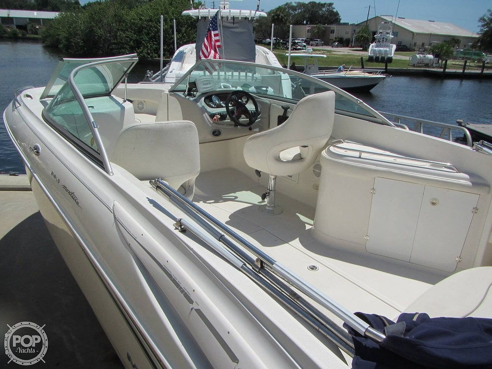 2005 Monterey boat for sale, model of the boat is 248LS Montura & Image # 30 of 40