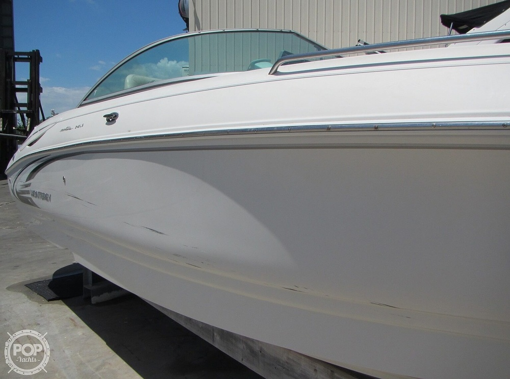 2005 Monterey boat for sale, model of the boat is 248LS Montura & Image # 39 of 40